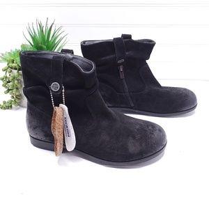 Birkenstock Sarnia Black Ankle Booties 37 US 7